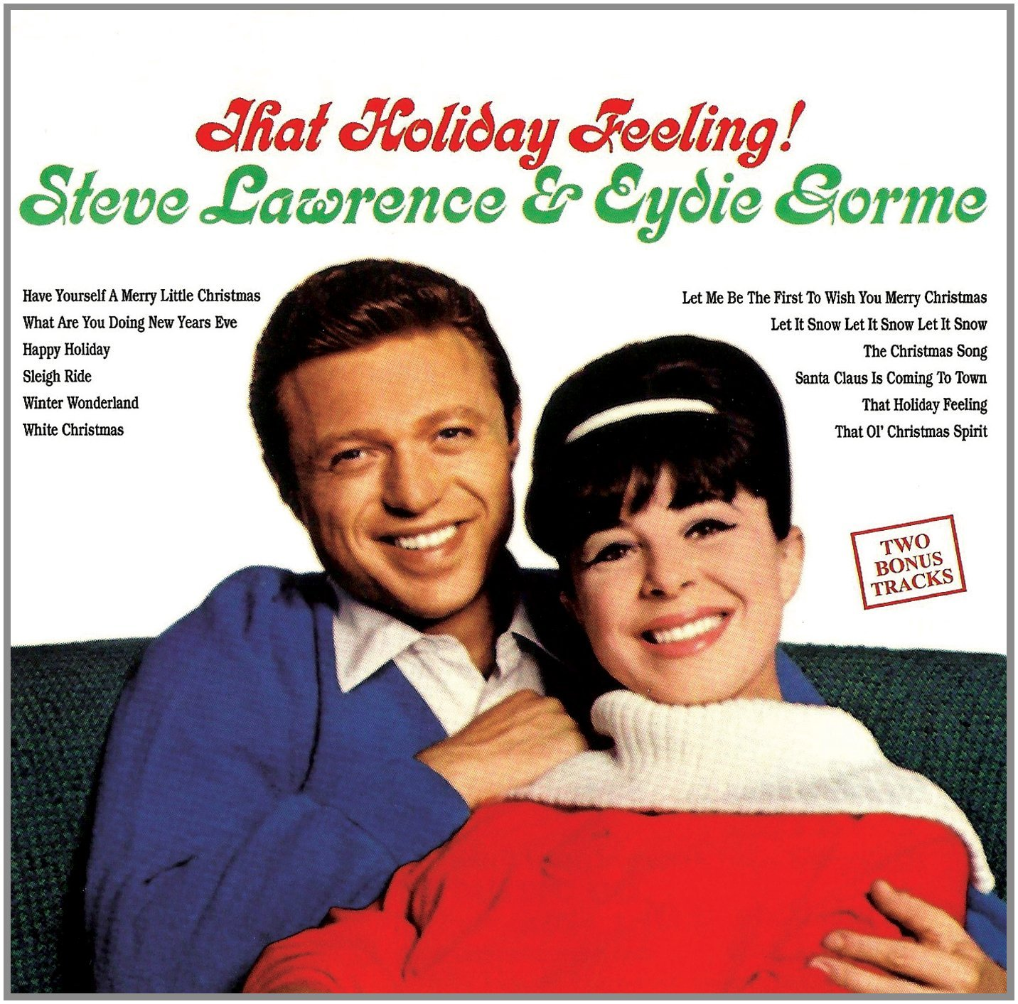 Steve Lawrence & Eydie Gormé – That Holiday Feeling!