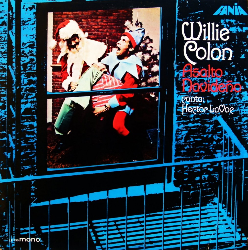 Willie Colon - Asalto navideno