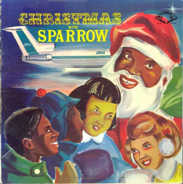 The Mighty Sparrow – Christmas With Sparrow