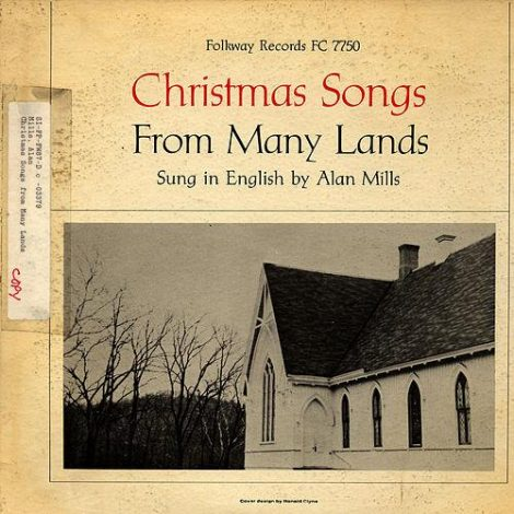 Alan Mills - Christmas Songs From Many Lands