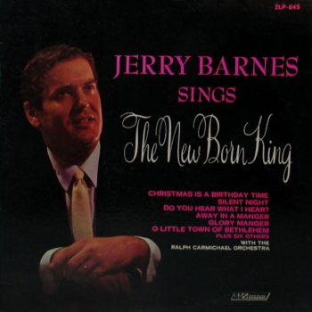 Jerry Barnes – The New Born King
